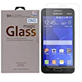 DMG Curved Tempered Glass Screen Protector for Samsung Galaxy Core 2 / G355 (2.5D Arc 9H 0.3mm)