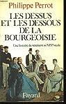 Les dessus et les dessous de la bourgeoisie : Une histoire du vêtement au XIXè siècle par Perrot