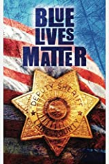 Blue Lives Matter: Password & Personal Information Logbook: Volume 4 (Books in Disguise) Paperback