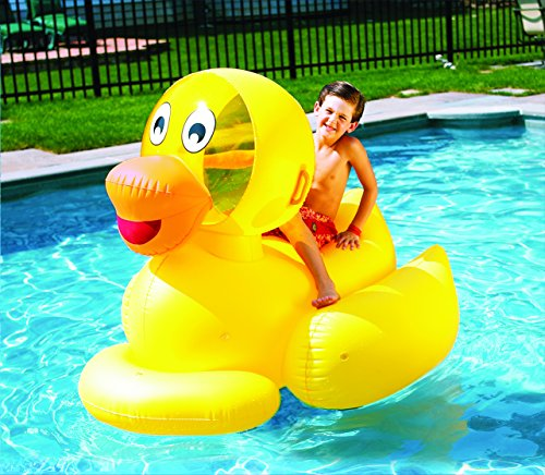 Swimline Giant Ducky Inflatable ()