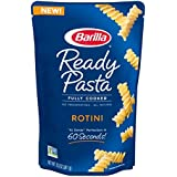 Barilla Ready Pasta, Rotini Microwave Pasta, 8.5 Ounces (Pack of 6)