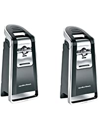 Bargain 2 Hamilton Beach 76606Z Smooth Touch Electric Kitchen Counter Top Can Opener (Pair) cheapest