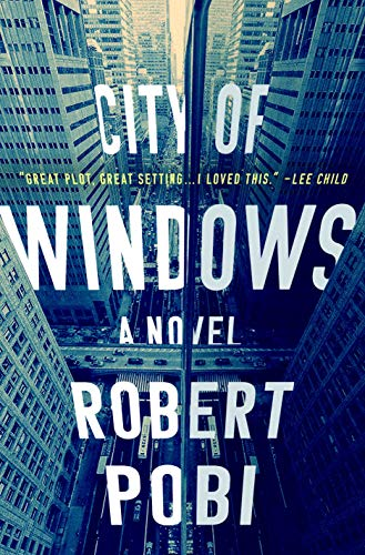 City of Windows: A Novel (Lucas Page Book 1)