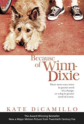 Because of Winn-Dixie (Movie Tie-In)