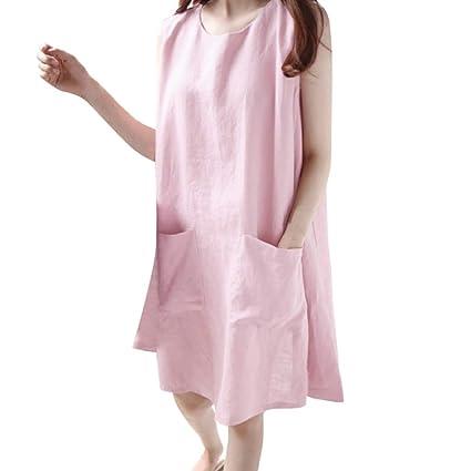 c9110939a92331 QinMM_Robes Femme Mini Jupes Musulman Robes Longues Cheville, de ...