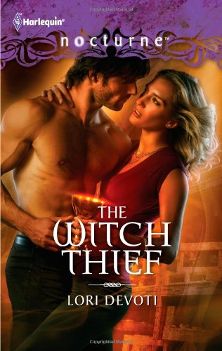 book cover of The Witch Thief