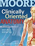 Clinically Oriented Anatomy, Moore, 1451119453