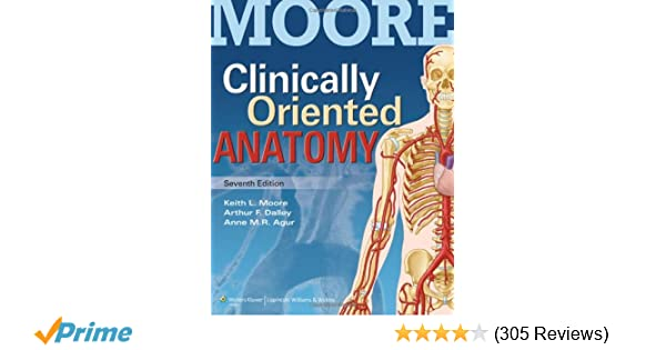Clinically oriented anatomy 9781451119459 medicine health clinically oriented anatomy 9781451119459 medicine health science books amazon fandeluxe Choice Image