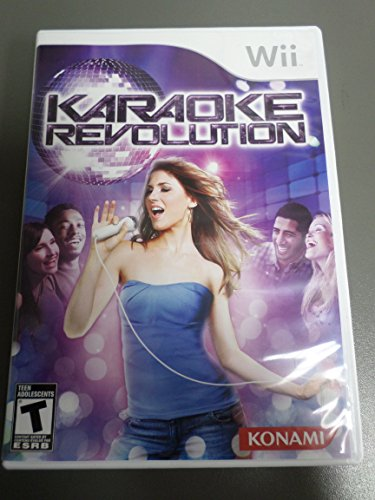 Wii Karaoke Revolution (Game Only)