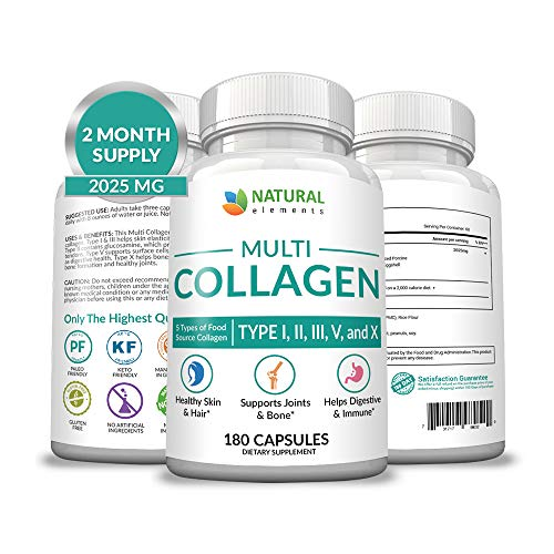 Multi Collagen Protein Capsules