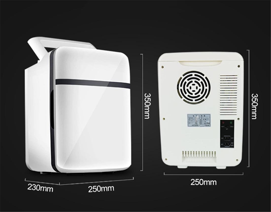 Mini Kühlschrank Für Pkw : Mini kühlschrank l für auto suv home v v kühler wärmer