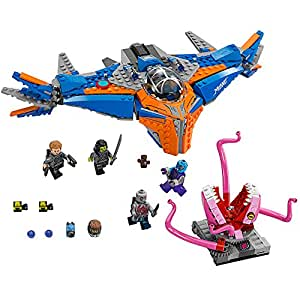 LEGO Super Heroes The Milano vs. The Abilisk - 76081