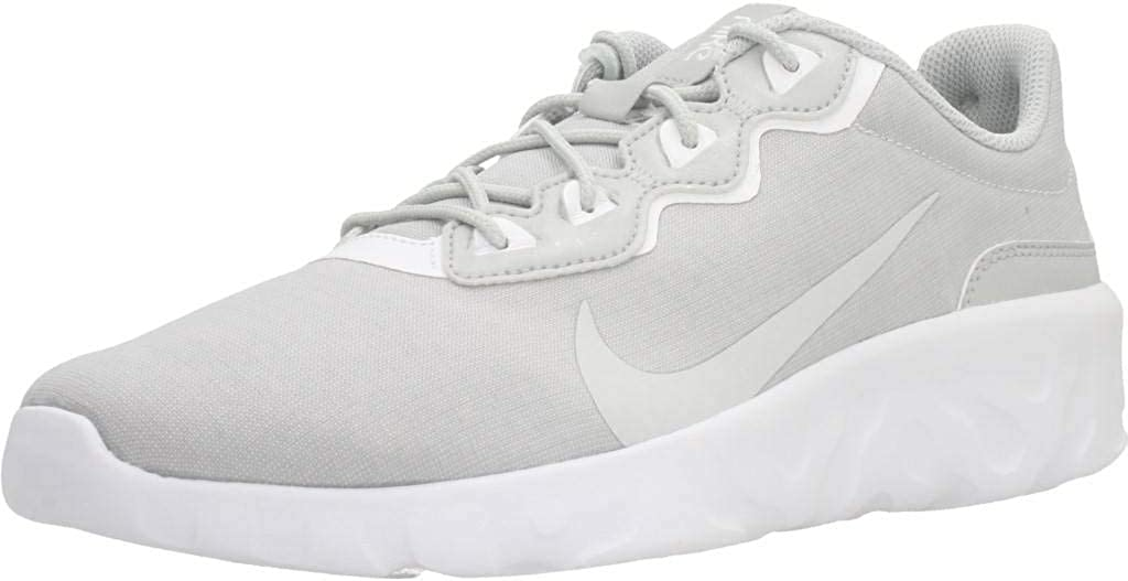 Nike Men's Explore Strada Sneaker Grey Fog Photon Dust White