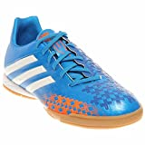 Adidas Predator Absolado Lz In Soccer Shoes - Blue/white/orange (men) - 8.5 | amazon.com