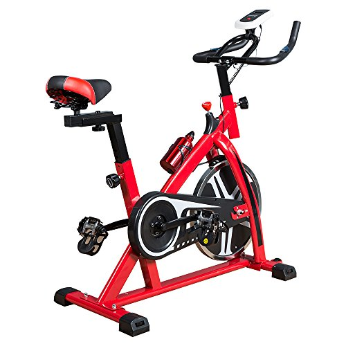 Spinning Bike Lose Weight: KARMARS PRODUCT Indoor Exercise Bike For Losing Weight