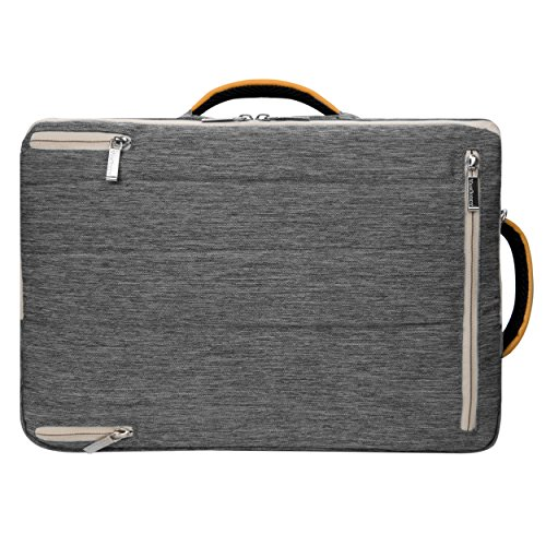 3350420d45e0 Vangoddy Slate 3 in 1 Hybrid Universal Laptop Carrying Bag, Size 13.3 inch,  Cloudy Gray