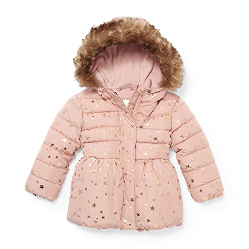 28ee2126f78e The Children s Place Baby Girls  Winter Jacket