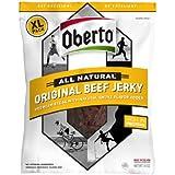 Oberto All Natural Original Beef Jerky, X-Large, 10 Ounce