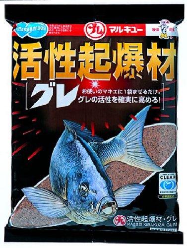 マルキュー(MARUKYU) 活性起爆材・グレの商品画像