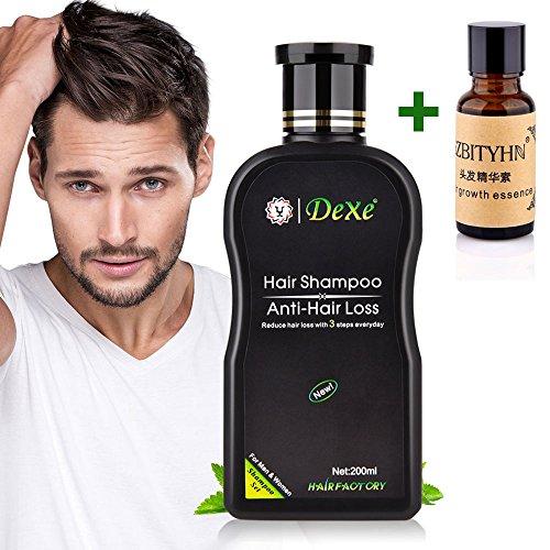 Anti Hair Loss Shampoo 200ML, Hair Growth Shampoo,Thinning Hair Treatment for Men & Women