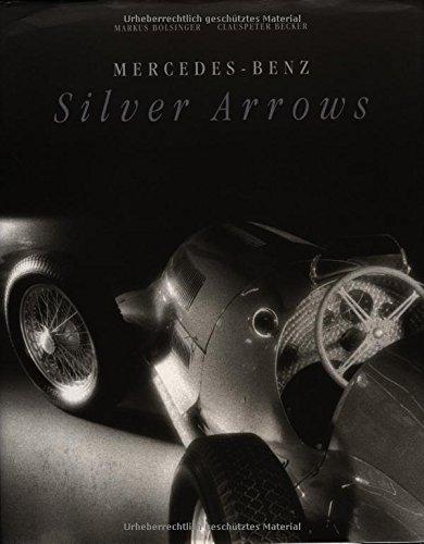 Read Online Mercedes-Benz Silver Arrows ebook