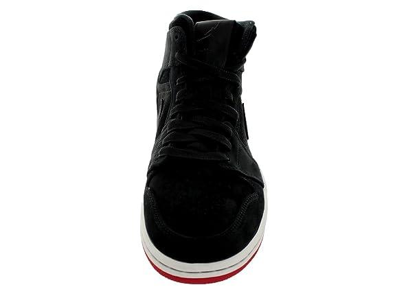 Air Jordan 1 Mi Nouveau Noir / Noir Gymnase Rouge-voiles-salon coût en ligne jeu en ligne Amazon de sortie meilleur gros ew1PnV