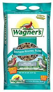 Wagner's 62012 Southern Regional Blend, 20-Pound Bag