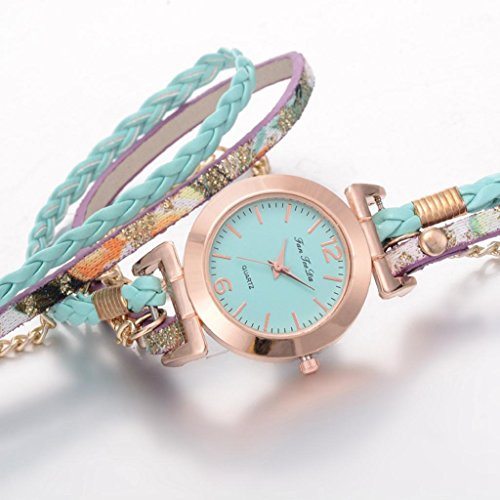 Womens Bracelet Watches,Hosamtel Girls Analog Quartz Movement Round Dial Case Wristwatch A49 - Sale Armani Online