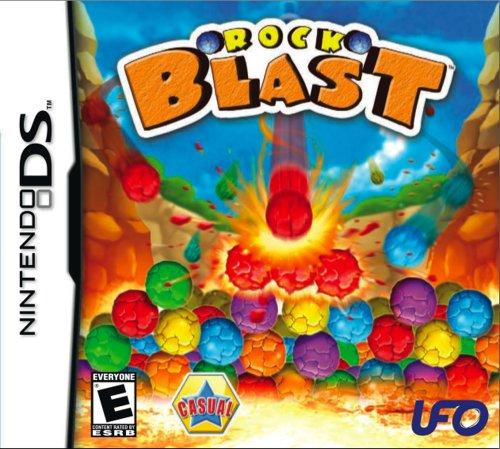 Rock Blast - Nintendo DS