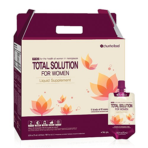 Chunho Food Total Solution for Women (60 Pack) by Chunho Food