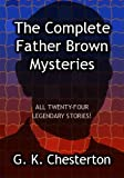 Bargain eBook - The Complete Father Brown Mysteries