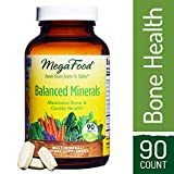 Cheap MegaFood – Balanced Minerals, Promotes Bone Development, Heart Health, Muscle Function, and Metabolism with Organic Herbs, Vegetarian, Gluten-Free, Non-GMO, 90 Tablets (FFP)
