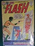 The Flash Comic Book (The Mirror-Master's Magic Bullet, 119)
