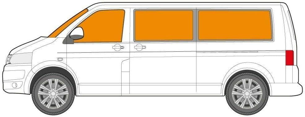 Just Kampers T6 2015 Set di 7 Pezzi LWB Thermomat Transporter Campervan T5 2003-2015