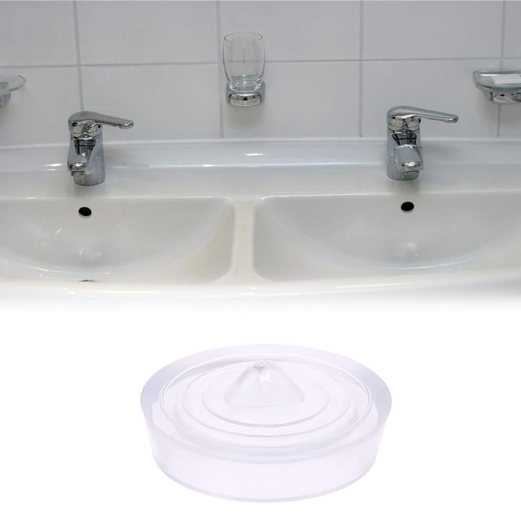 pour /évier de Cuisine 28# Yanhonin Bouchon d/évier en Silicone lavabo de Salle de Bain Bouchon de Vidange