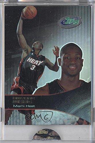 Dwyane Wade Manufacturer ENCASED Uncirculated (Basketball Card) 2003-04 eTopps - [Base] #47