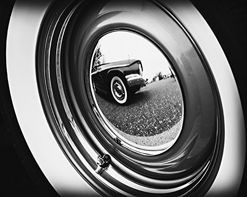 Retro White Wall Tire (