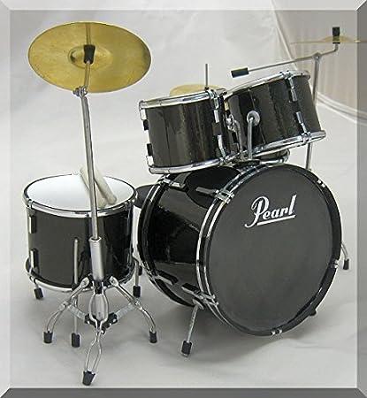 miniature drum set decorative