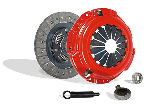 Clutch Kit Works With Acura Cl Honda Accord Prelude Dx Ex Lx Value Package Type SH VTEC 1990-2002 2.2L l4 2.3L l4 GAS SOHC 2.2L l4 GAS DOHC Naturally Aspirated (F22; F23; Stage 1) -