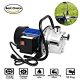 Submersible Fountain Pump for Aquarium Pool Garden Mini Water Pump (1.6HP)