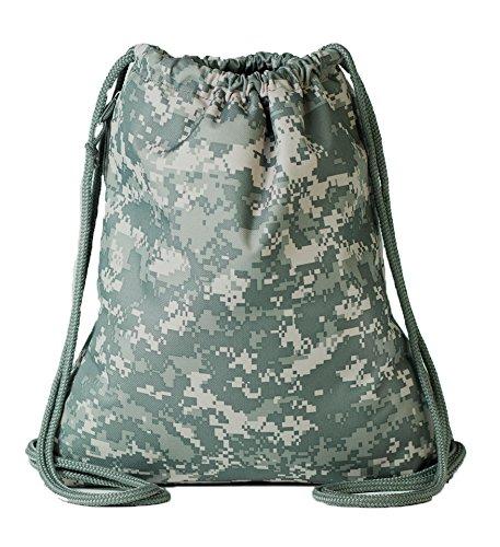 Army ACU ELITE Drawstring Backpack