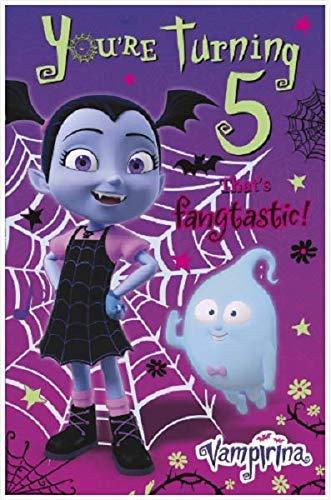 Vampirina 614511 - Tarjeta de felicitación de cumpleaños ...