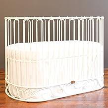 Bratt Decor j'adore crib-cradle distressed white