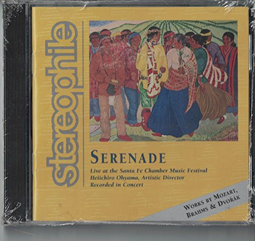 Serenade: Live At The Santa Fe Chamber Music Festival by Stereophile (Image #2)