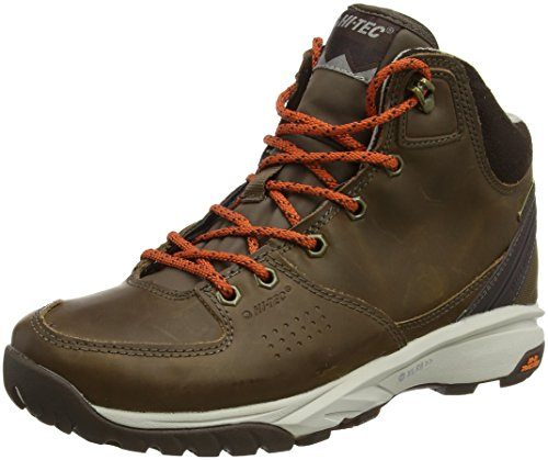 I Tec Wild Lux Lace Women's Boot up Brown Ankle Life Hi Chukka Waterproof 1XqCq
