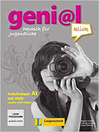 Genial Klick A1 Libro de ejercicios con DVD (Texto