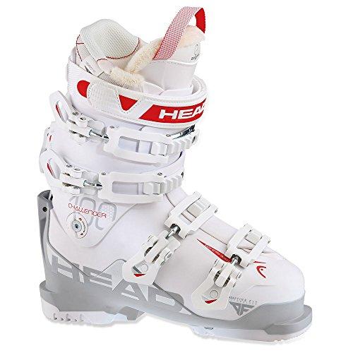 (2015-16 Head Challenger 100 Womens Ski Boots Mondo 24.5 Women's 7.5 )