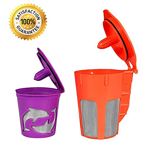 Reusable Refillable Permanent Stainless cocoprice