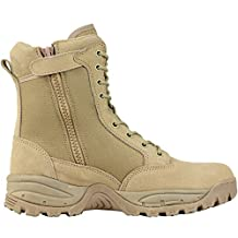 Men's Waterproof Combat Oil Resistant Boot