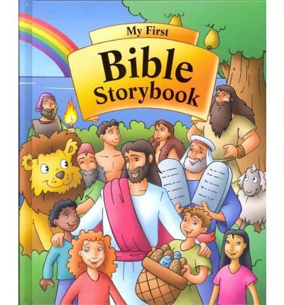 [ My First Bible Storybook[ MY FIRST BIBLE STORYBOOK ] By Burghof, Michael ( Author )Jun-01-2011 Hardcover By Burghof, Michael ( Author ) Hardcover 2011 ]